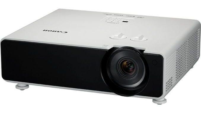 Smart Intégrations Mag, Audio, Vidéo, Sécurité, Smart Building et Réseaux - Vidéoprojecteur Canon LX-MH502Z