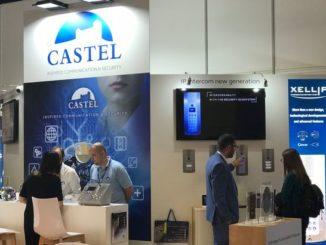 Smart Intégrations Mag, Audio, Vidéo, Sécurité, Smart Building et Réseaux – Stand Castel lors de l'édition 2018 de l'IFSEC.