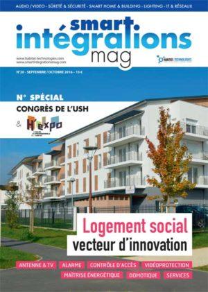 Smart Intégrations Mag, Audio, Vidéo, Sécurité, Smart Building et Réseaux – Magazine numéro 20
