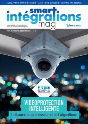 Smart Intégrations Mag, Audio, Vidéo, Sécurité, Smart Building et Réseaux – Magazine numéro 21