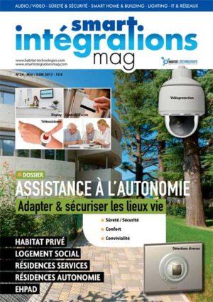 Smart Intégrations Mag, Audio, Vidéo, Sécurité, Smart Building et Réseaux – Magazine numéro 24