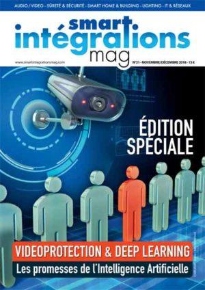 Smart Intégrations Mag, Audio, Vidéo, Sécurité, Smart Building et Réseaux – Magazine numéro 31