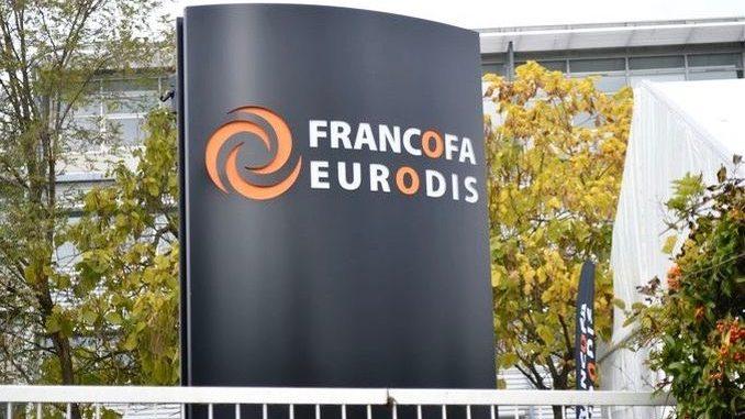 Smart Intégrations Mag, Audio, Vidéo, Sécurité, Smart Building et Réseaux - Logo Francofa-Eurodis