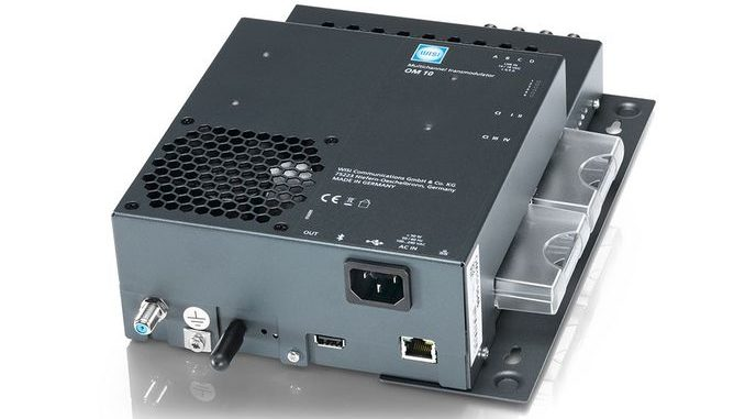 Smart Intégrations Mag, Audio, Vidéo, Sécurité, Smart Building et Réseaux - station de traitement satellite WISI 0M 10 est une solution compacte pour le collectif et l Hospitality