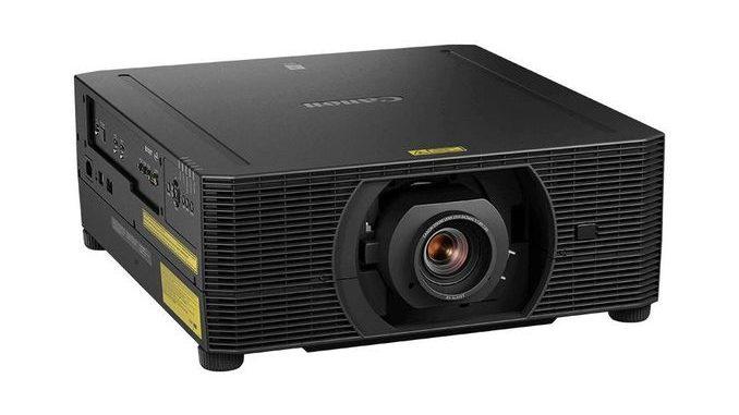 Smart Intégrations Mag, Audio, Vidéo, Sécurité, Smart Building et Réseaux - Vidéoprojecteur Canon XEED 4K5020Z.