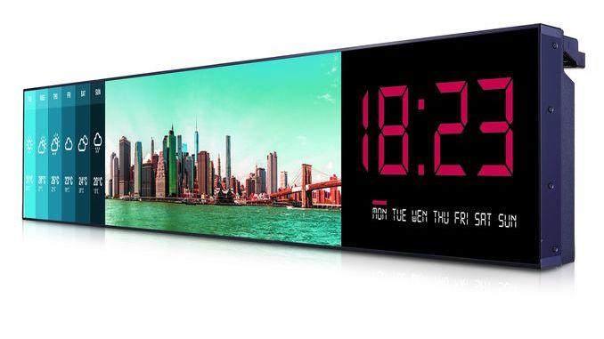 Smart Intégrations Mag, Audio, Vidéo, Sécurité, Smart Building et Réseaux - écran Ultra Stretch UHD LG