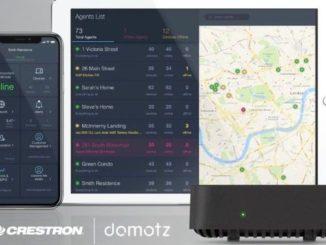 Smart Intégrations Mag, Audio, Vidéo, Sécurité, Smart Building et Réseaux - Partenariat Crestron / Domotz