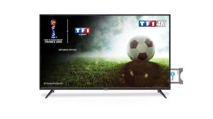 Smart Intégrations Mag, Audio, Vidéo, Sécurité, Smart Building et Réseaux - Diffusion de la Coupe du monde féminine de football sur TF1 4K sur le bouquet Fransat.