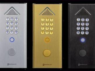 Smart Intégrations Mag, Audio, Vidéo, Sécurité, Smart Building et Réseaux - Platine de rue Profil2 du fabricant Noralsy.
