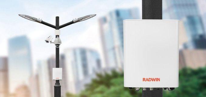 Smart Intégrations Mag, Audio, Vidéo, Sécurité, Smart Building et Réseaux  - Smart Node, solution de communication tout-en-un de Radwin dédiée au déploiement de projets de ville intelligente, d'IoT et de télécom.