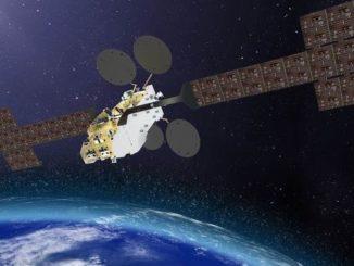 Smart Intégrations Mag, Audio, Vidéo, Sécurité, Smart Building et Réseaux - Vue d'artiste du futur satellite de très forte capacité Konnect VHTS.