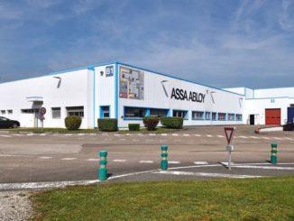 Smart Intégrations Mag, Audio, Vidéo, Sécurité, Smart Building et Réseaux - Usine Assa Abloy de Sainte Savine, près de Troyes.