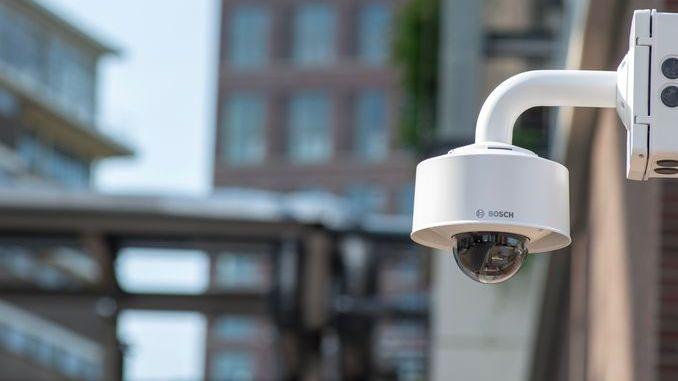 Smart Intégrations Mag, Audio, Vidéo, Sécurité, Smart Building et Réseaux - Caméra Bosch FLEXIDOME IP starlight 8000i.