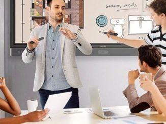 Smart Intégrations Mag, Audio, Vidéo, Sécurité, Smart Building et Réseaux - Solution collaborative de BenQ
