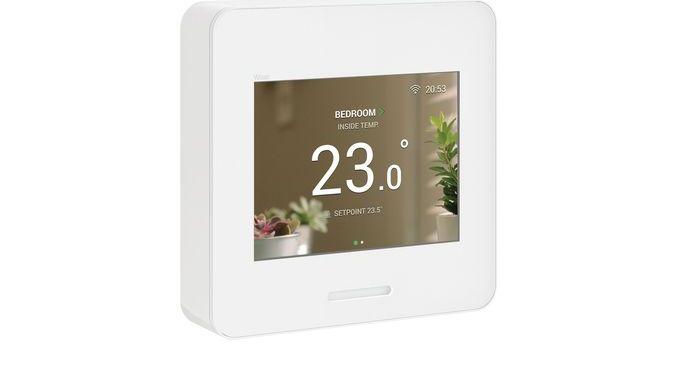 Smart Intégrations Mag, Audio, Vidéo, Sécurité, Smart Building et Réseaux – Contrôleur Zigbee, Home Touch de Schneider Electric