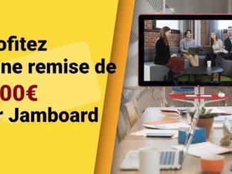 Smart Intégrations Mag, Audio, Vidéo, Sécurité, Smart Building et Réseaux - Opération promotionnelle Jamboard / BenQ