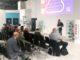 Smart Intégrations Mag, Audio, Vidéo, Sécurité, Smart Building et Réseau - Arnaud Lannes au micro lors du Security Day Bosch - Sony le 19 septembre 2019 à Drancy (93).
