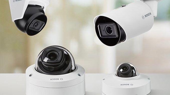 Smart Intégrations Mag, Audio, Vidéo, Sécurité, Smart Building et Réseaux - Vue d'ensemble de la gamme de caméras de vidéosurveillance Bosch IP 3000i.