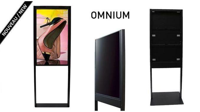 """Support """"Omium"""" d'Erard Pro pour écrans Samsung OMN et OMN-D"""