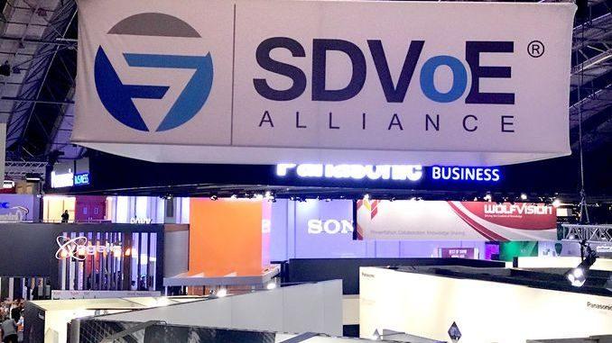 Smart Integrations Mag, Audio, Vidéo, Sécurité, Smart Building et Réseaux – Stand SDVoE à l'ISE 2020.