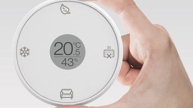 Smart Intégrations Mag, Audio, Vidéo, Sécurité, Smart Building et Réseaux – Thermostat NodOn