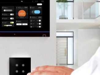 Smart Intégrations Mag - Smart Home - Ecran Do Touch et interrupteur tactile Do Tatto de la solution Dovit.