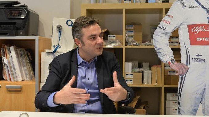 Smart Integrations Mag - SIM - Jean-Noël Galliot, directeur général d'iLOQ France.